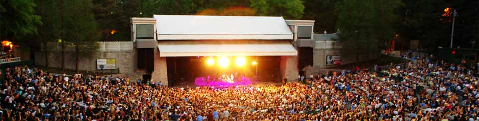 Chastain Park Amphitheatre, Atlanta's Favorite Outdoor Venue