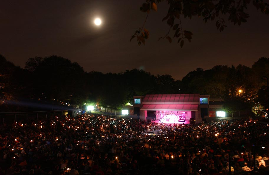 State Bank Amphitheatre at Chastain Park