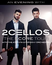 2CELLOS: The Score Tour