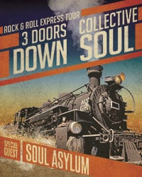 3 Doors Down / Collective Soul