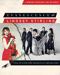 Evanescence and Lindsey Stirling