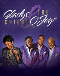 Gladys Knight & The O'Jay's