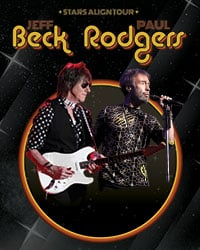 Jeff Beck & Paul Rodgers