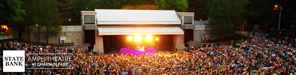 State Bank Amphitheatre at Chastain Park, Atlanta's Favorite Outdoor Venue